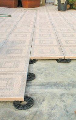 Pavimentazioni per esterni immagini aci coperture dei - Pavimenti galleggianti per esterni ...